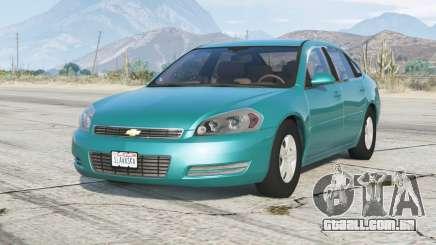Chevrolet Impala LS 2010 v2.0.1b para GTA 5