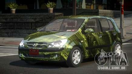 Hyundai Getz GS PJ5 para GTA 4