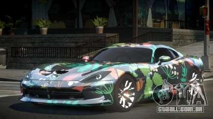 Dodge Viper SRT US S6 para GTA 4