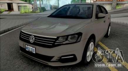 Volkswagen Lavida 2017 para GTA San Andreas