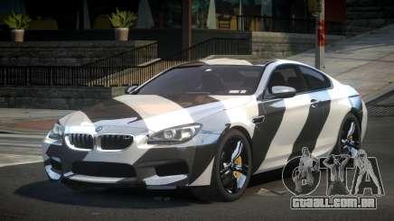 BMW M6 F13 GST S1 para GTA 4