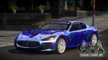 Maserati Gran Turismo US PJ3 para GTA 4