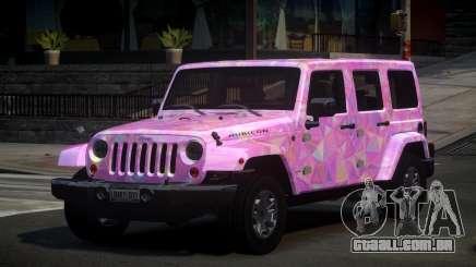 Jeep Wrangler US S3 para GTA 4