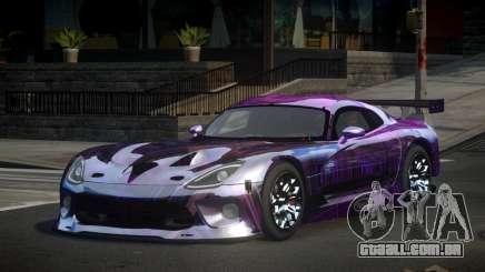Dodge Viper G-Tuning PJ5 para GTA 4