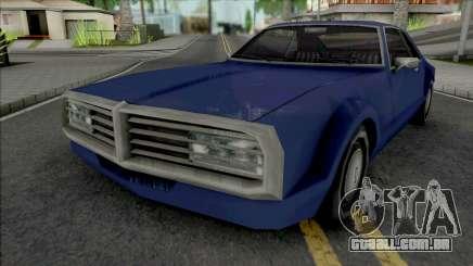 Classique Merida para GTA San Andreas
