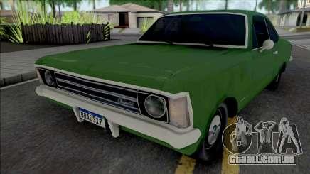 Chevrolet Opala Coupe Especial 1972 para GTA San Andreas