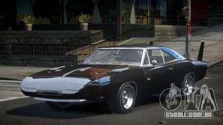 Dodge Daytona US para GTA 4