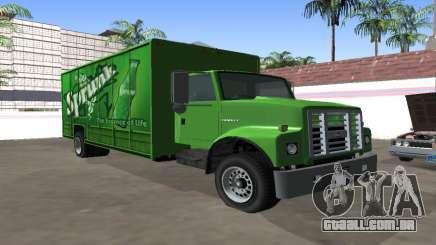 Vapid Yankee Benson para GTA San Andreas