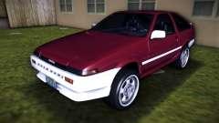 Toyota Corolla AE86 1983 para GTA Vice City