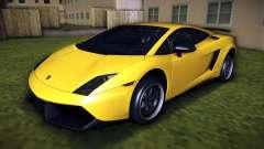 Lamborghini Gallardo LP570-4 2011 para GTA Vice City