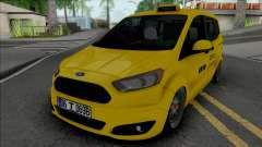 Ford Tourneo Courier Taksi (MRT)