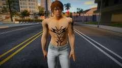 Shin New Clothing 9 para GTA San Andreas
