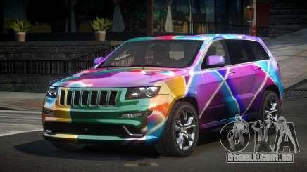 Jeep Grand Cherokee Qz S7 para GTA 4