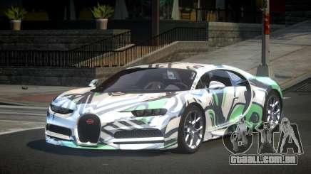Bugatti Chiron U-Style S6 para GTA 4