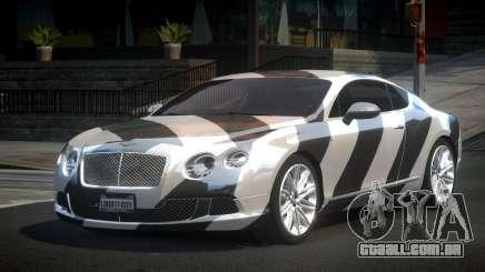 Bentley Continental Qz S7 para GTA 4