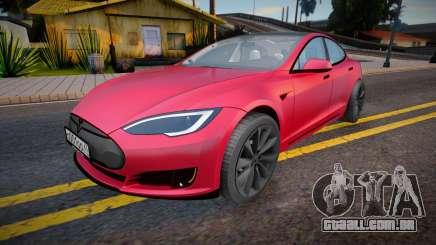 Tesla Model S (Good model) para GTA San Andreas