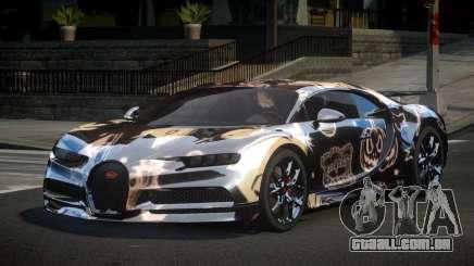 Bugatti Chiron GT S5 para GTA 4