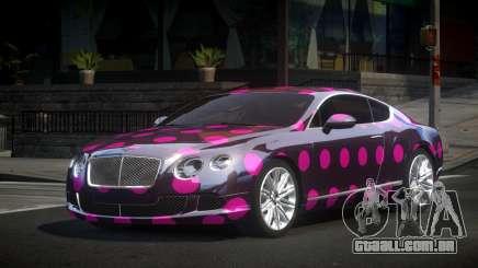 Bentley Continental Qz S5 para GTA 4