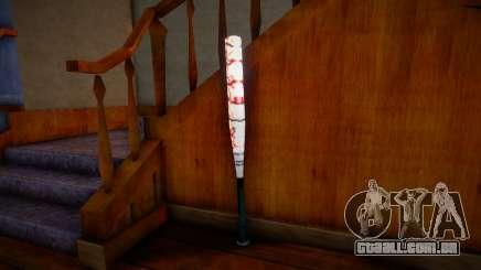 Little Graffity baseball bat para GTA San Andreas
