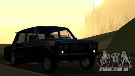 Vaz 2106 AzeLow para GTA San Andreas