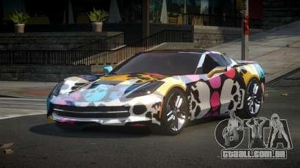 Chevrolet Corvette C7 Qz S8 para GTA 4