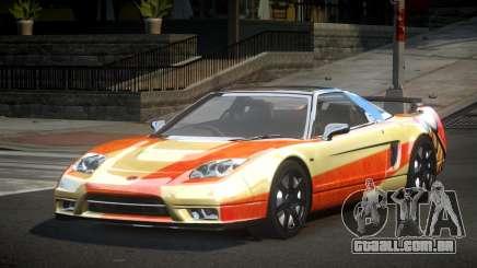Honda NSX-R US S9 para GTA 4