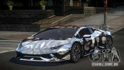 Lamborghini Huracan Qz S4 para GTA 4