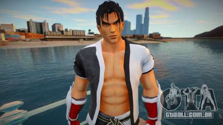 Jin from Tekken 2 para GTA San Andreas