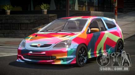 Honda Civic BS-U S6 para GTA 4