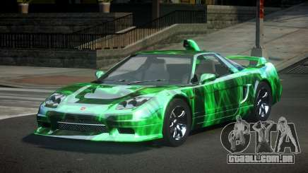 Honda NSX S-Tuning S3 para GTA 4
