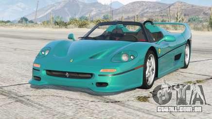 Ferrari F50 1995〡add-on v2.2 para GTA 5