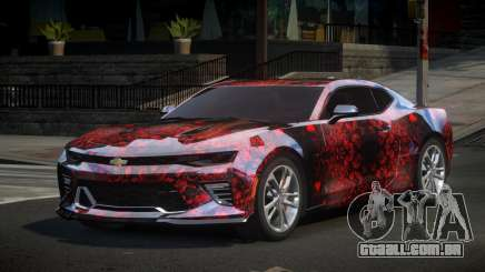 Chevrolet Camaro SP-U S4 para GTA 4