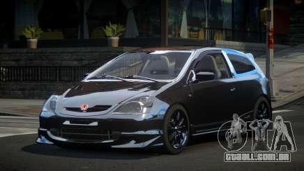 Honda Civic BS-U para GTA 4