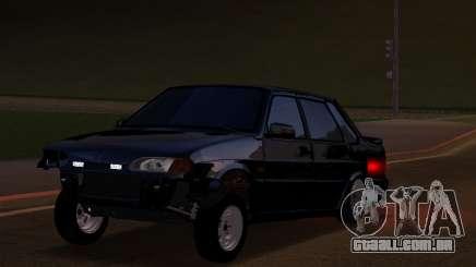 Vaz 2115 Xuliqanskiy para GTA San Andreas