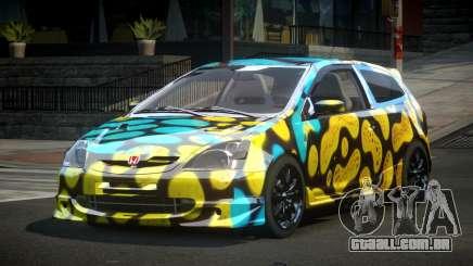 Honda Civic BS-U S4 para GTA 4
