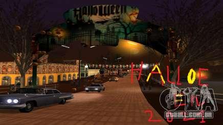 Halloween de Santa Maria 2021 para GTA San Andreas