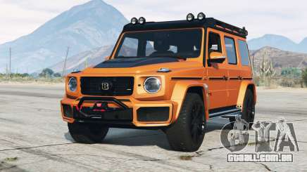 Brabus D35 Adventure (R$463) 2019〡add-on para GTA 5