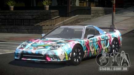 Honda NSX-R US S6 para GTA 4