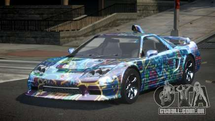 Honda NSX S-Tuning S2 para GTA 4
