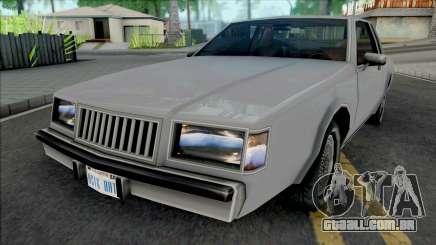 Improved Majestic para GTA San Andreas