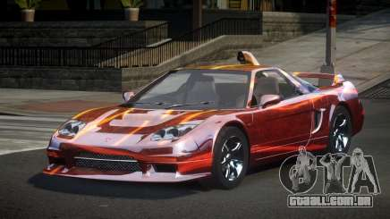 Honda NSX S-Tuning S4 para GTA 4